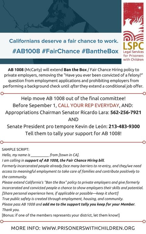 AB1008 - Call Flyer2