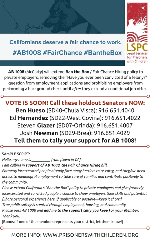 AB1008 - Call Flyer2 - targeted senators - 10ix17 2